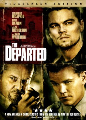 The Departed - Il bene e il male 2500x3500