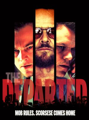 The Departed - Il bene e il male 2800x3780