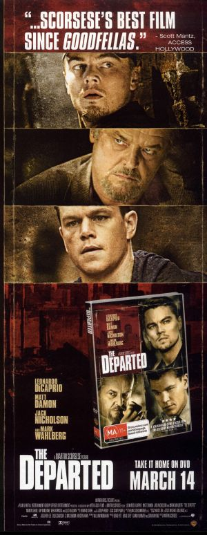 The Departed - Il bene e il male 1550x4000