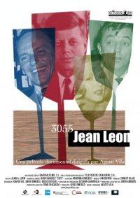 3055 Jean Leon poster