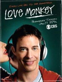 Love Monkey poster
