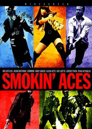 Smokin' Aces 1850x2600