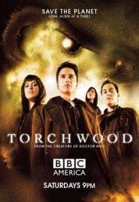 Torchwood: Miracle Day poster