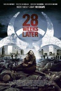 28 Wochen später poster