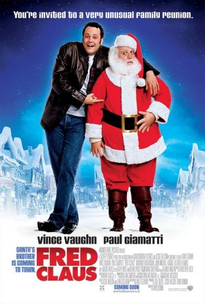 Fred Claus 540x800