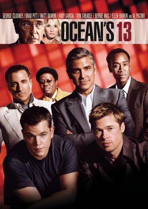 Ocean's Thirteen 1250x1772