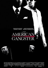 Ameriški gangster poster