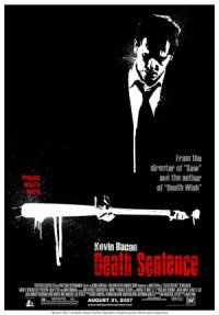 Death Sentence poster