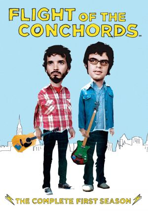 Flight of the Conchords 1525x2187