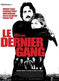 Le dernier gang poster
