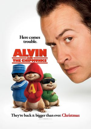 Alvin and the Chipmunks 2008x2844