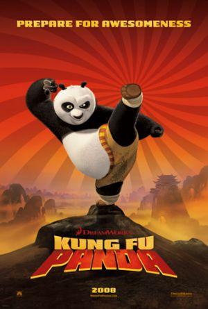 Kung Fu Panda 337x500