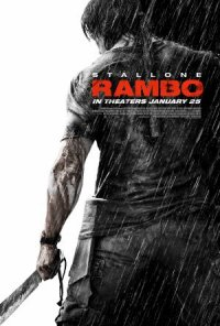 Rambo IV: End of Peace poster