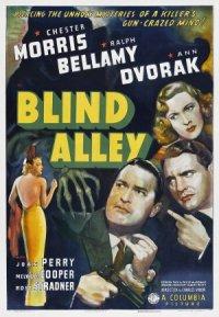 Blind Alley poster