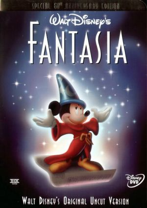 Fantasia Dvd cover