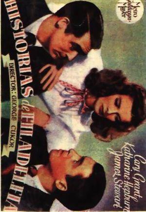 The Philadelphia Story 362x525