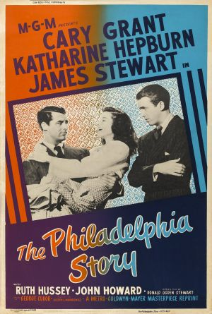 The Philadelphia Story 1399x2076