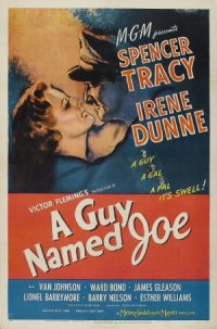 A Guy Named Joe poster