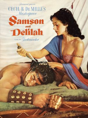 Samson and Delilah 2180x2900
