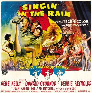 Singin' in the Rain 2995x3000
