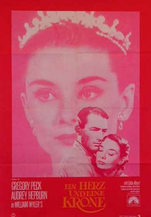 Roman Holiday 389x557