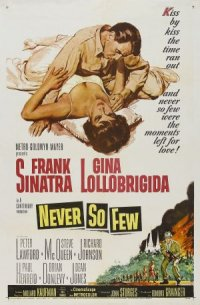 Never So Few poster