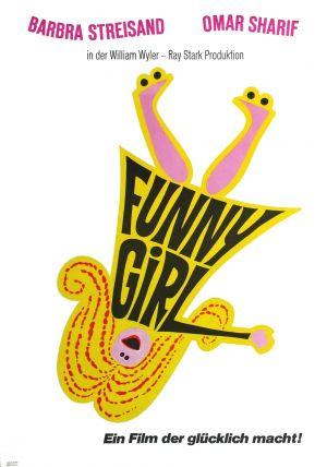Funny Girl 1753x2500