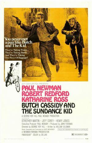 Butch Cassidy and the Sundance Kid 1404x2161