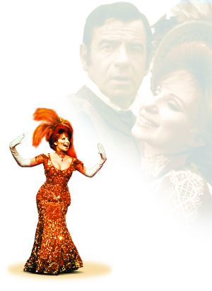 Hello, Dolly! Key art