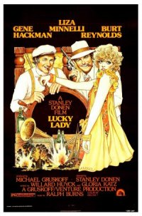 Lucky Lady poster
