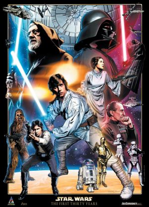 Star Wars Posters on Star Wars Poster