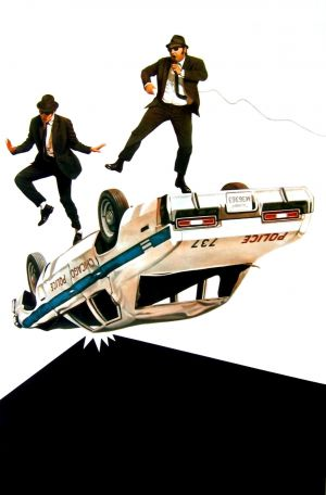 The Blues Brothers 1321x2010