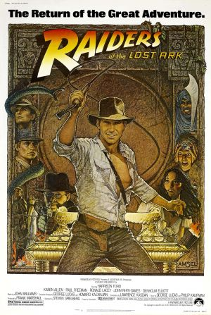 Raiders of the Lost Ark 2730x4065