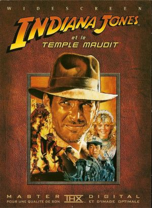 Indiana Jones and the Temple of Doom 1073x1470