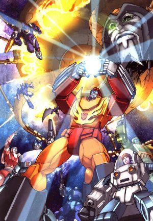Transformers - Der Kampf um Cybertron 1247x1800