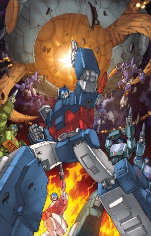 Transformers - Der Kampf um Cybertron 577x900