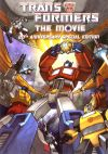 The Transformers: The Movie Cover