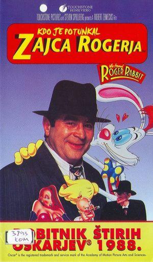 Who Framed Roger Rabbit 700x1200