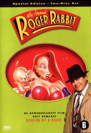 Who Framed Roger Rabbit 550x800
