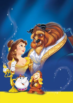 Beauty and the Beast 1741x2463