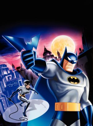 Batman: The Animated Series 1633x2212