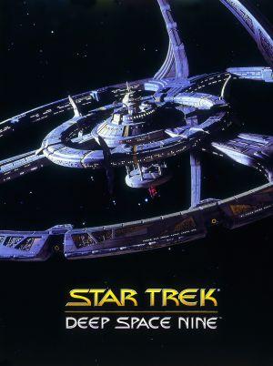Star Trek: Deep Space Nine 1180x1583