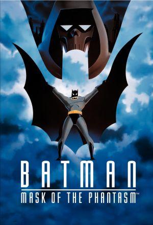 Batman: Mask of the Phantasm 1550x2271