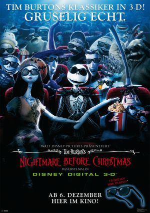 The Nightmare Before Christmas 1653x2339