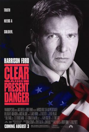 Clear and Present Danger 673x996