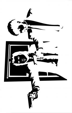 Pulp Fiction 3195x5000