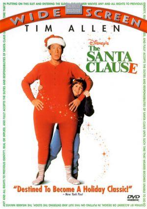 The Santa Clause 500x710