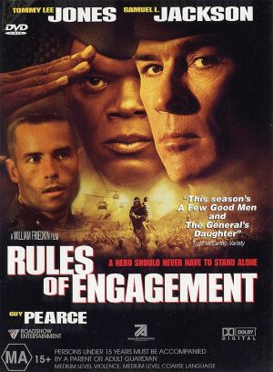 Rules of Engagement 600x816