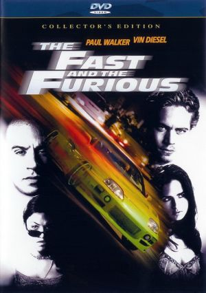 The Fast and the Furious 500x710