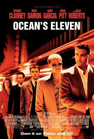 Ocean's Eleven 3038x4500